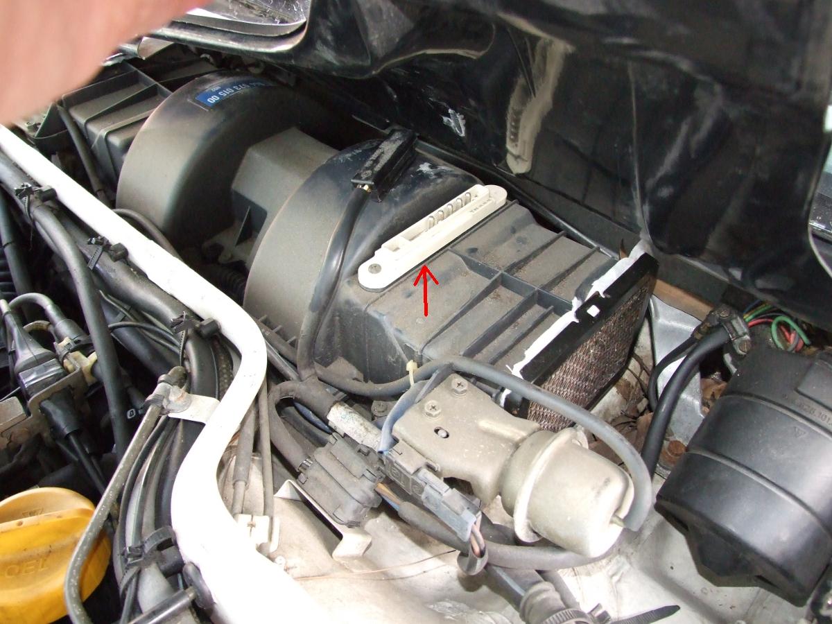 Porsche 944 AC Blower fan fix