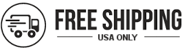 FREE SHIPPING (USA Only) No Minimums and No Coupons Needed