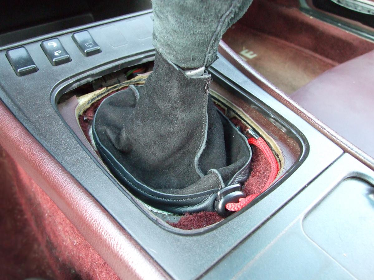 Only944 Inner Shift Boot