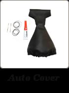 Auto shifter cover Leather 86-91 Porsche 944