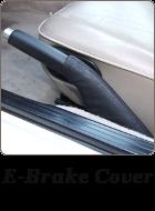Emergency Brake Cover Porsche 944 85.5-91