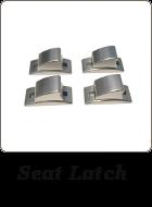 Seat Latches Porsche 944, 924, 968, 928, 911, 930