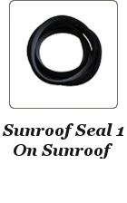 Only944 sunroof seal Porsche 944