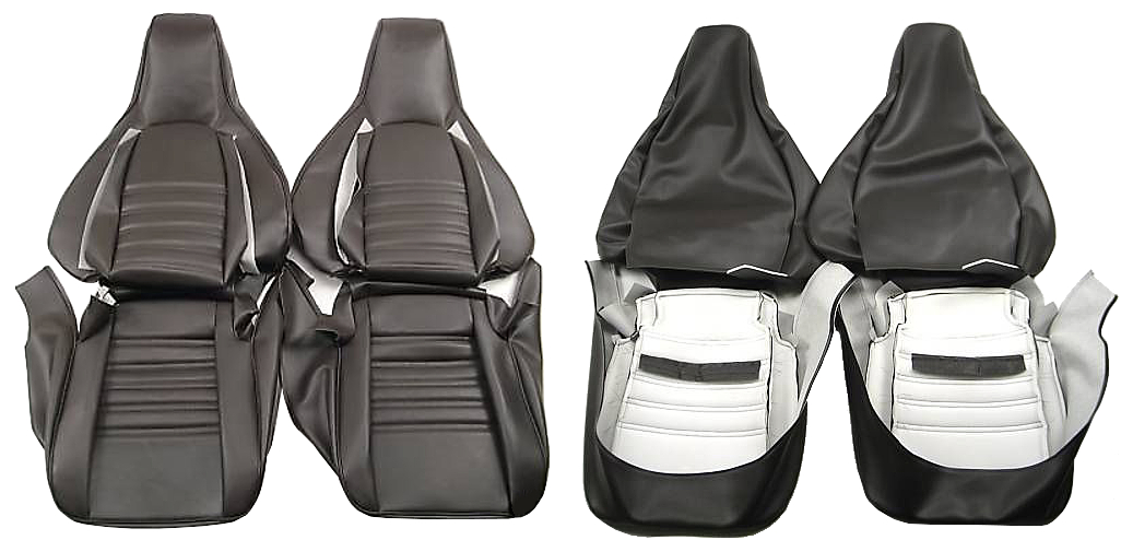 Products | Seat Covers Front – Porsche 944 85 5-91 - Only944 com