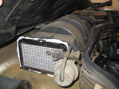 Porsche 944 Cabin Air Filter