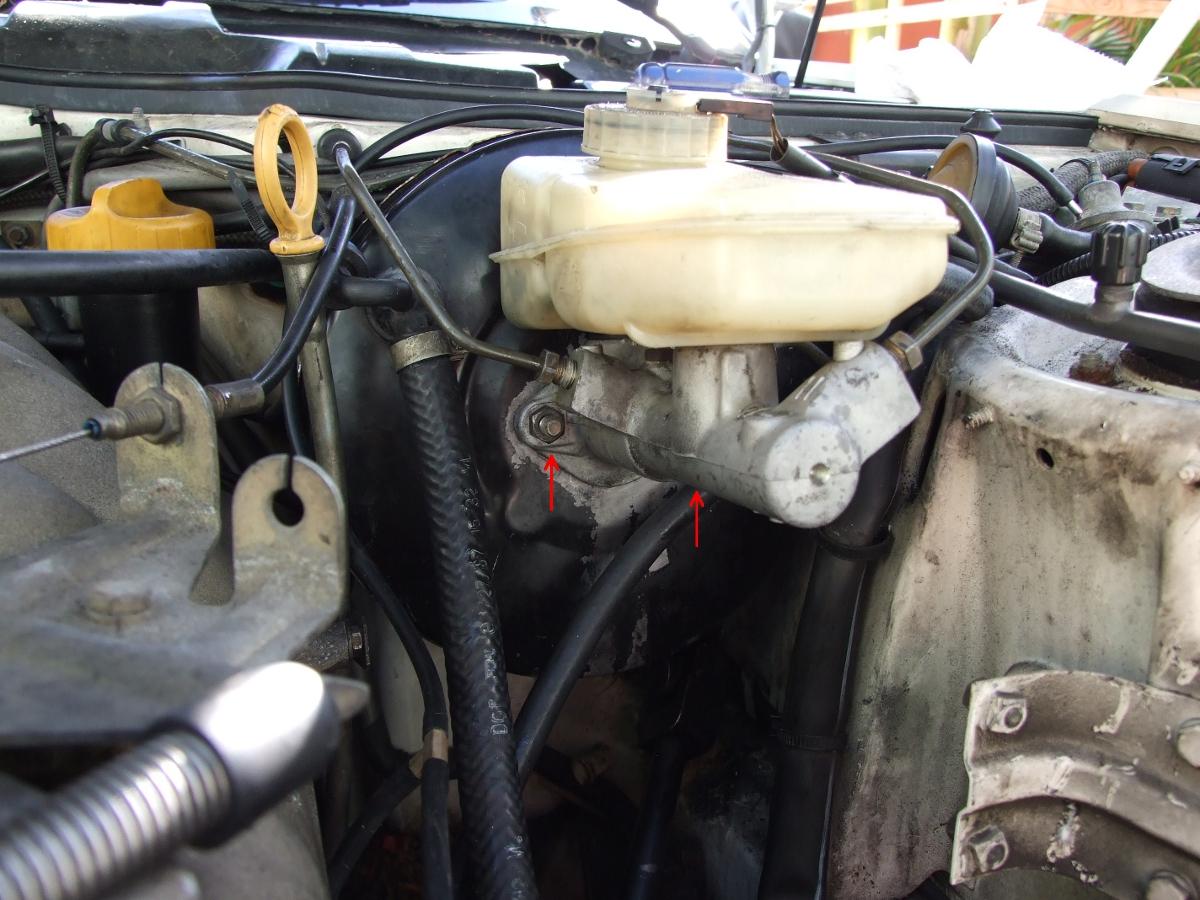 porsche 944 master cylinder rebuild kit
