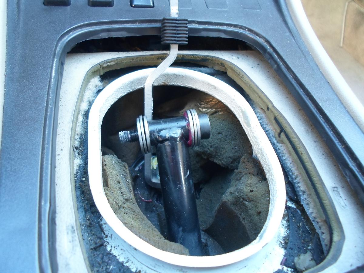 Porsche 944 shifter
